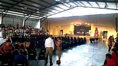 2019 High School Graduation, Atenas