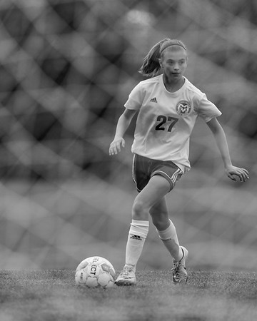 2018-05-07 | Girls MS Soccer | Central Dauphin vs. Middletown