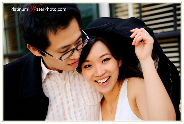Jiajing & Shaojiang Engagement