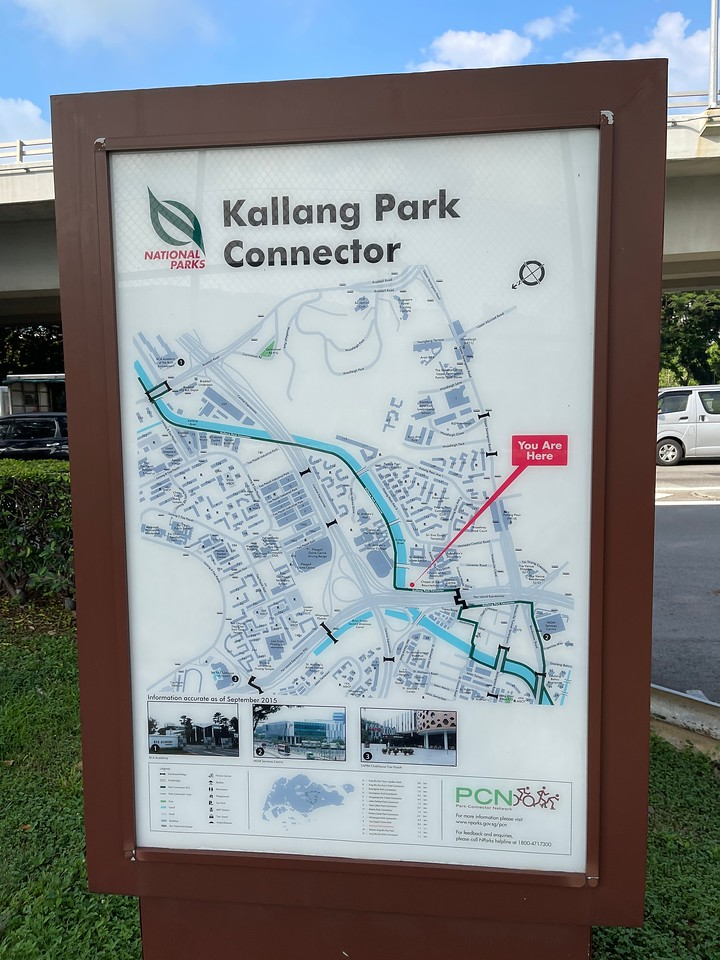 Kallang Park Connector : Potong Pasir