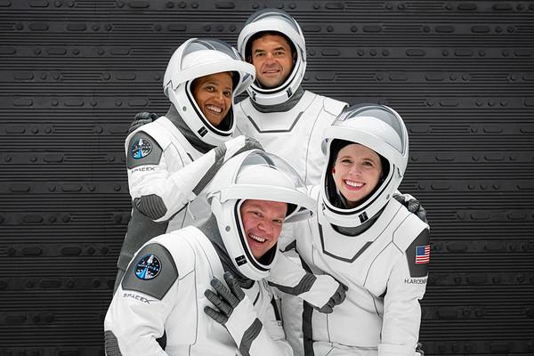 Falcon 9: Inspiration4