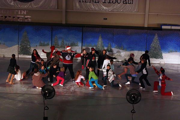 2010 Christmas Ice Show Act 1