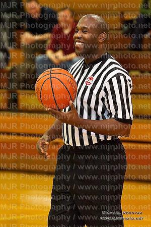 St Anthony's Vs St Dominics, Boys Freshman Basketball 02.05.11