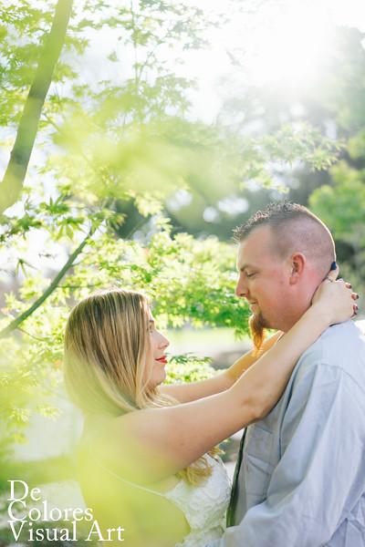 Save The Date: Melissa & Travis