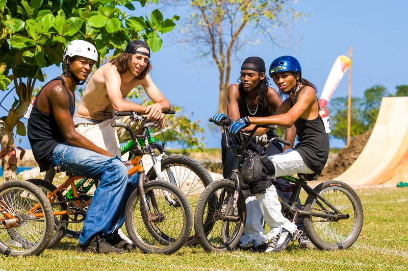 Jamaica Fat Tyre Festival 2008