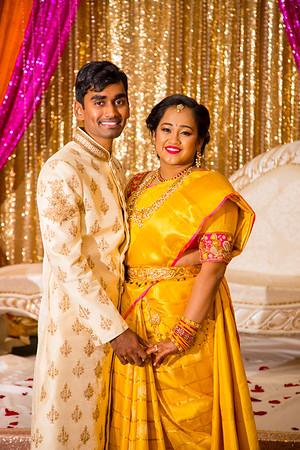 Sravya+ Prashanth Engagement Memories