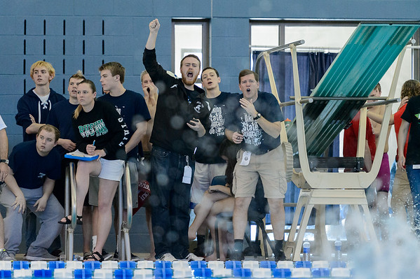 5A State Meet - Swim Finals