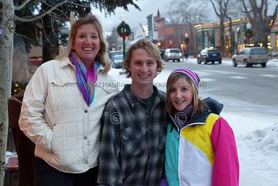 Hecker family 12/21/11