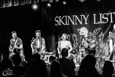 Skinny Lister at MorocoMusic