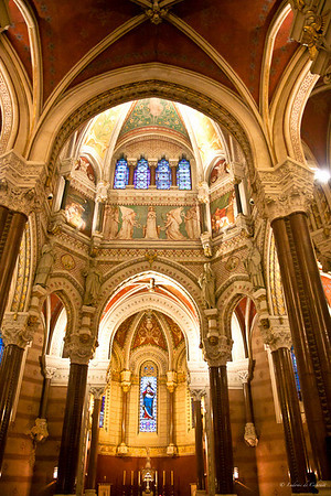 Basilique d'Ars - Ain - France