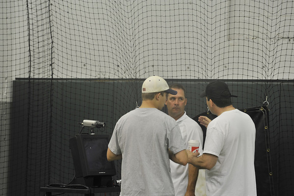 MATT NOONE PITCHING CLINIC  8.10.2012