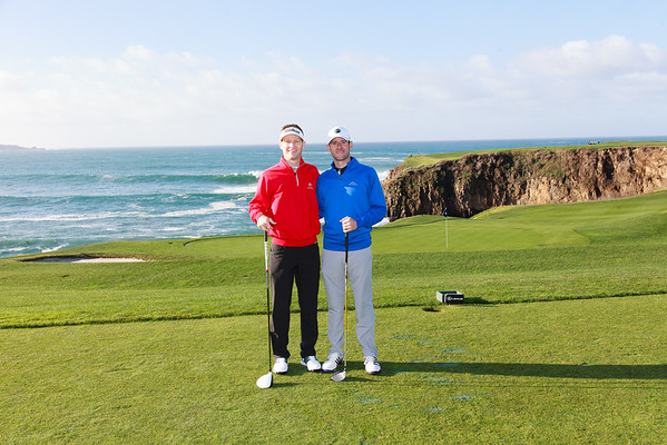 SATURDAY TWOSOMES AT PEBBLE BEACH