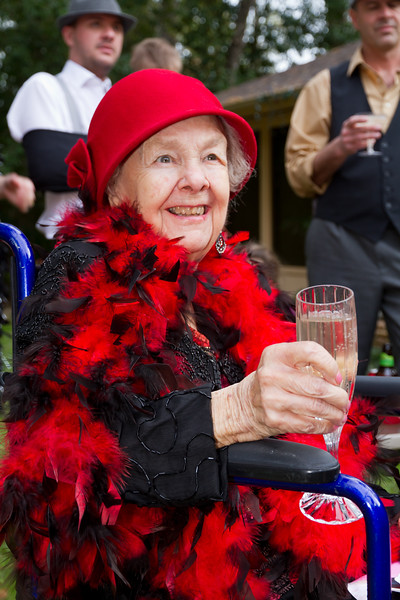 Dorothy Kerver 90th Birthday Party