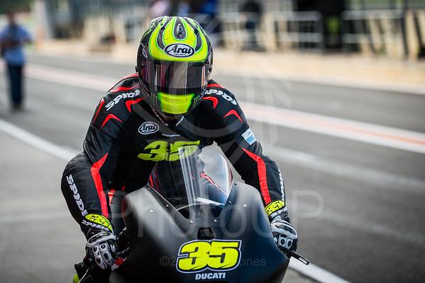 2013 MotoGP Valencia Test