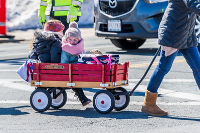Scituate St. Patrick's Parade 2018