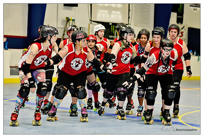 Strong Island Derby Revolution vs.  B.C. Rollers 06-06-2015