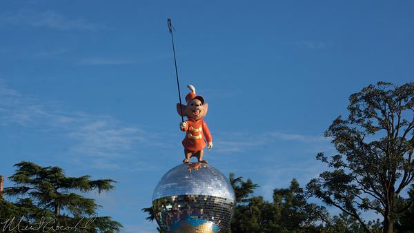 Disneyland Resort, Tokyo Disneyland, Fantasyland, Dumbo, Timothy