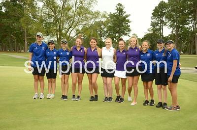 17-10-05 Girls Golf Meet &  Group