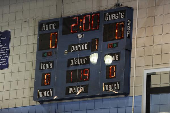 01-15-2011 HS Wrestling Lakeland 15 at Mahwah 31 Tri Meet