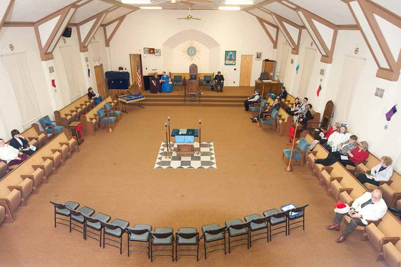 Masonic Lodge Event