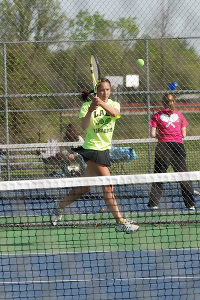 Mt. Vernon Tennis 2010 - Lady Marauder