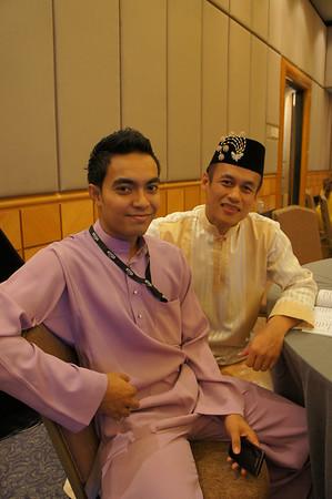 Etiqa Staff Raya 2012