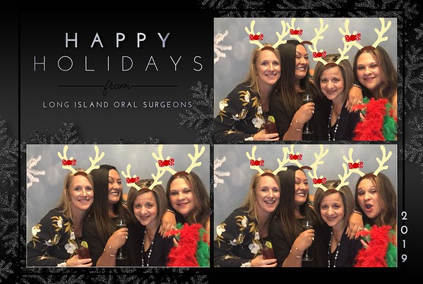 Long Island Oral Surgeons Holiday Party