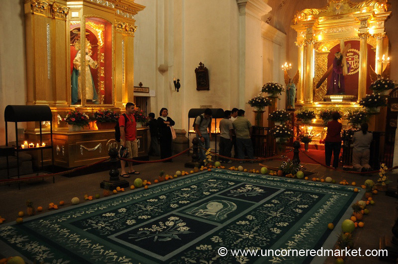 La Merced Church - Antigua, Guatemala
