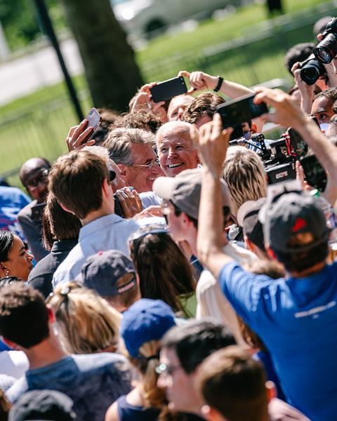 Biden in Philadelphia