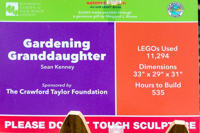 Gardening Granddaughter