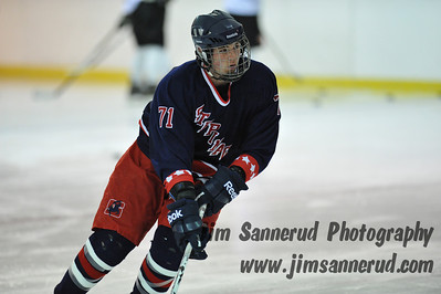 White Plains High School Tigers vs. Archbishop Stepinac Crusaders Varsity Ice Hockey at Ebersole Ice Rink
