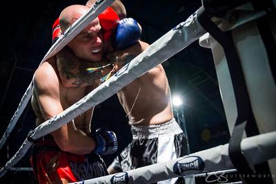 Fight 8 - Jonathan Williams v Reuben Mallinson