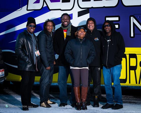 The Original Wailers, 2013 Boise