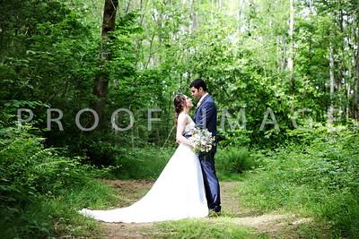 Hayley & Ben, Saturday wedding