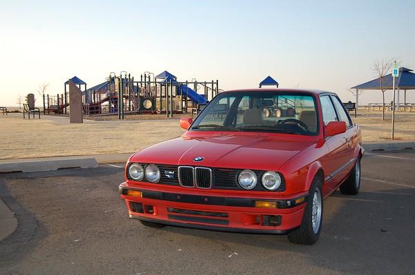 1991 E30 318is