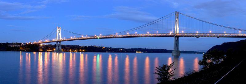 Mid-Hudson Bridge Panoramas