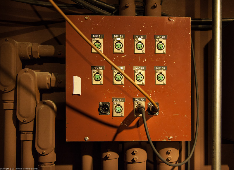 San Francisco Symphony: The Microphone Switchboard