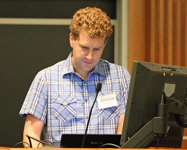 Saber Seminar, August 18, 2013