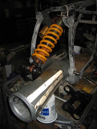 Pezz-T suspension