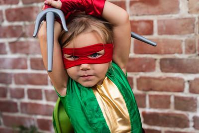 Evelynn Ninja Turtle