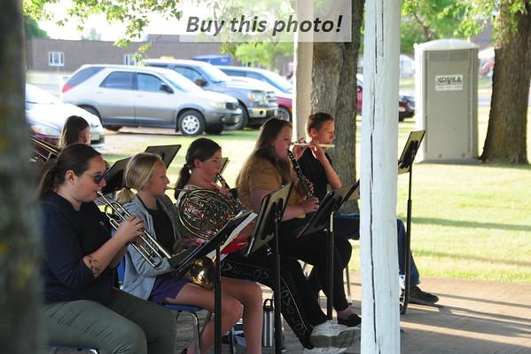 Bonanza Valley Days Band Concert 07-08