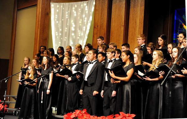 2012-13 Choir Christmas