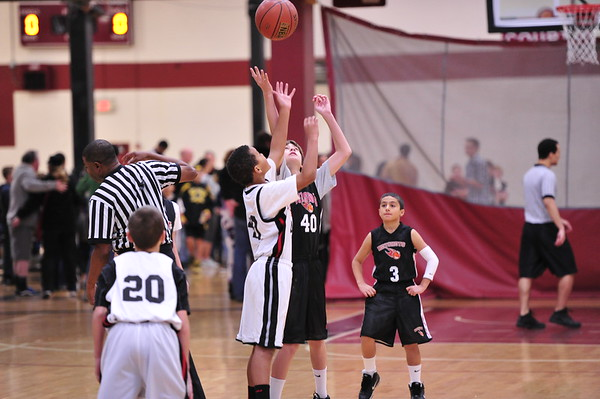 2013 Hot Shots Basketball Boys 5-6 Tigers