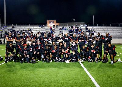 Senior Night Coach Photos