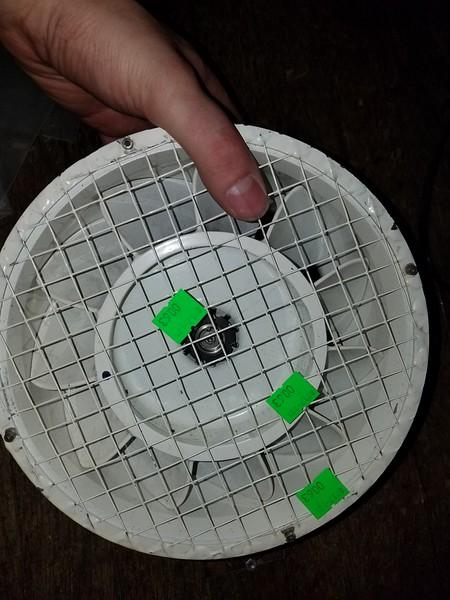 also got this fan