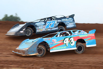 MARS DIRTcar Late Models - Ron Mitchell photos