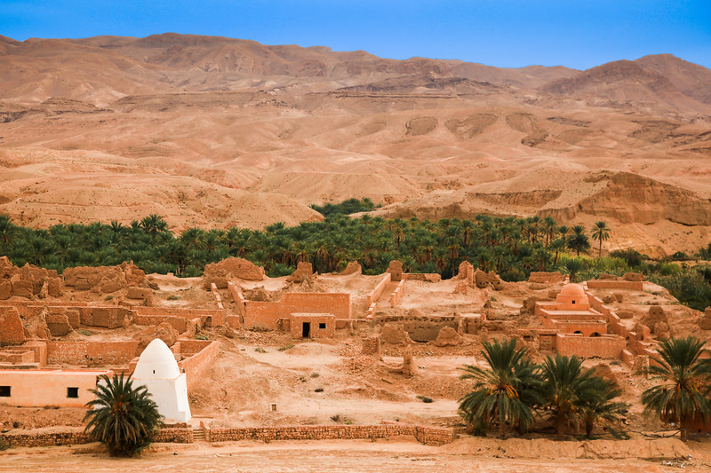 Tunisia - Tamerza - Historical Berber village.jpg