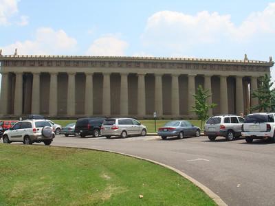 Nashville, TN Pantheon