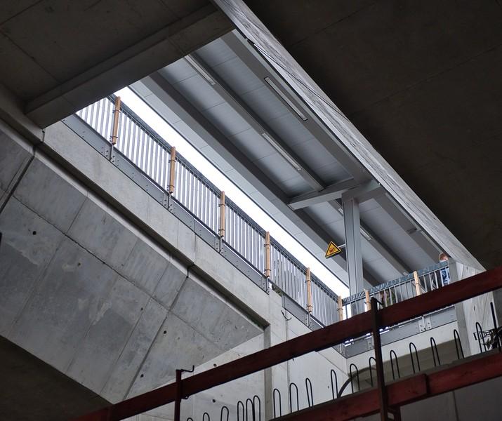 Bahnhofstunnel Augsburg
