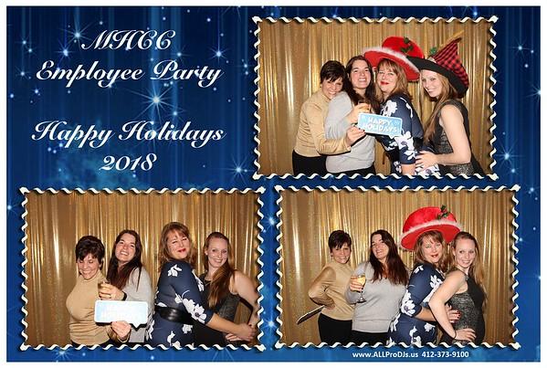 2018  12-03  MHCC Employee Party